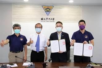 中大與陽翼簽約 挑戰台灣首次國際登月任務