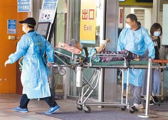 確診男到院僅輕微咳嗽 半天急遽惡化身亡 醫護嘆:來不及道別