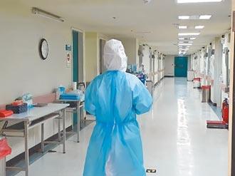 助病患視訊告別親人 護理師垂淚