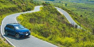 性能SUV變身速度機器