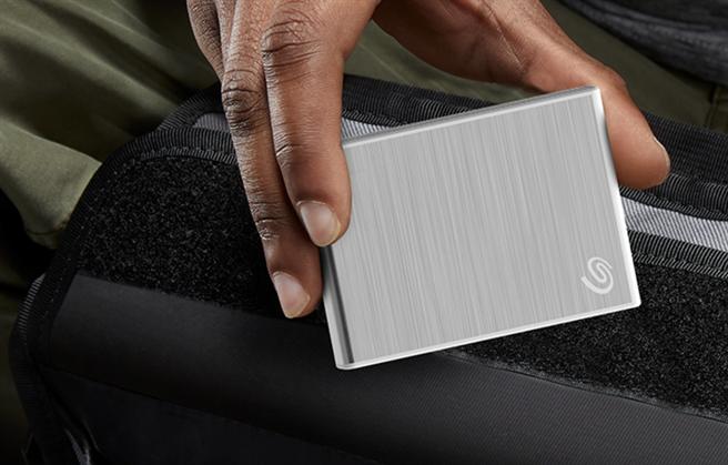 希捷One Touch SSD 。(摘自希捷官網)