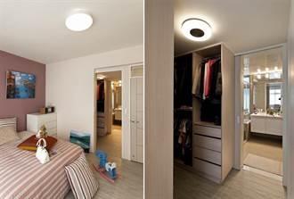 小宅收納術│零木作系統櫃規劃 拆一房打造超機能臥室收納