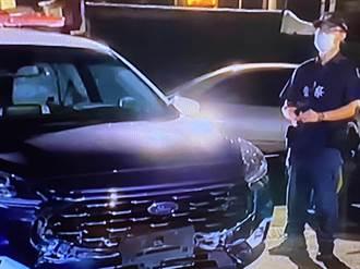 狂徒深夜行搶撞警車逃逸 警佈天羅地網追緝中