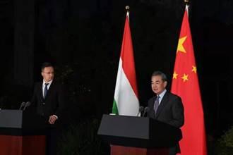 王毅:中歐唯一恰當定位就是全面戰略夥伴