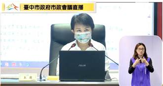王美花親自熱線中市府 盧秀燕感謝經長聆聽地方意見