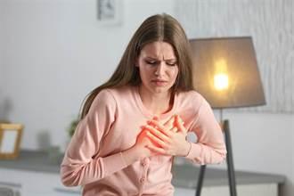 心臟亂跳「中風機率高5倍」 高風險群是這些人