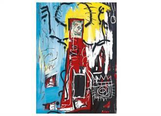 巴斯奇亞畫作成為拍賣會大熱門  佳士得8.5億成交