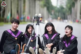 大學畢業生平均薪資 去年仍未破3萬