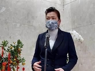 王美花昨接詢問電話 協助永齡今遞件進口疫苗