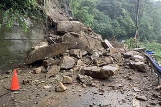 梅雨新竹山區易有落石 宅在家較安全