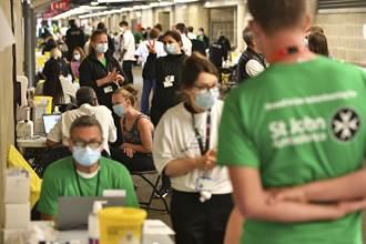 影》新冠疫苗免費大放送 體育館超過1.5萬人瘋聚