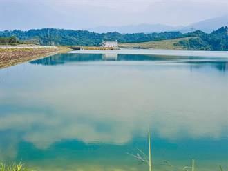 雲林湖山水庫進水量破百萬噸 暫緩水情危機