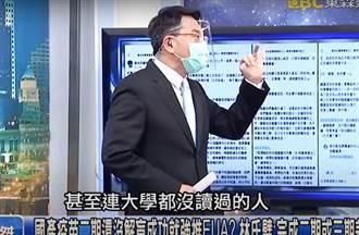 焦糖陳嘉行批階級歧視 過來人揭劉寶傑考上文化大學有多強