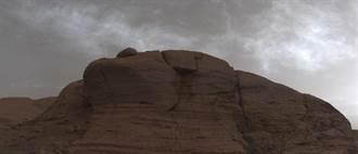 好奇號拍攝到罕見的火星彩色雲