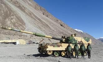 應對共軍重武器 印軍證實向邊境部署K9重型自走砲