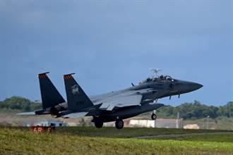 新加坡空軍向關島美軍基地部署飛行員與戰機