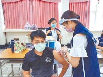 中央派駐宜蘭警消 慘變疫苗孤兒