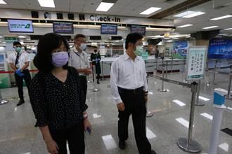 5機場快篩站今啟用 隱匿症狀要負法律責任