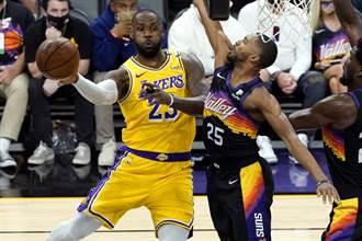 NBA》天王山戰役詹姆斯8勝7敗 系列賽10次輸5次