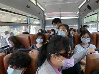 北市公車運量減8成 民怨苦等一小時、上車更擠釀破口
