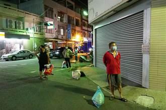 鹿港鎮夜間停收垃圾至6/14 增加周三白天運收及周二、五夜間收運