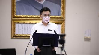 江啟臣:若證明疫情爆發是人禍 應賠償死亡確診者