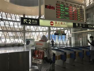 台鐵南港站商店員工確診 曾跨店至北車、松山支援