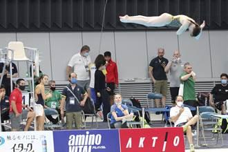 東奧》跳水奧運競技項目介紹 大陸組「夢之隊」蓄勢待發
