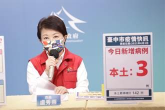 中市也傳1例醫療暴力 盧秀燕:這時候來亂一定重罰