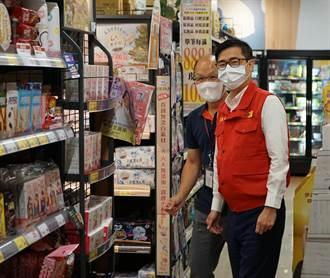 降低群聚感染 高雄6/5起超市、賣場人流管制「1坪1人」