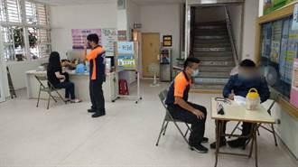 雲林縣消防局救護、救災人員 疫苗接種率九成