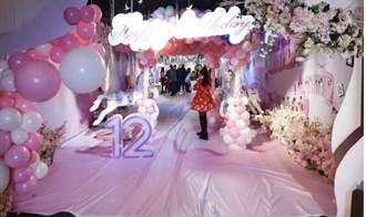 山西小學生家長 風靡12歲豪華生日宴 花費堪比婚宴