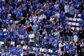 NBA大規模解禁 觀眾鬧場事件層出不窮