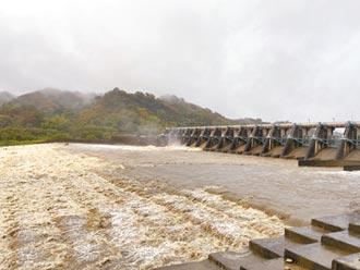 雨來了 中投各水庫蓄水量大進補