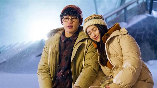 Angelababy及李鴻其領銜主演的《明天你是否依然愛我》。(車庫娛樂提供)