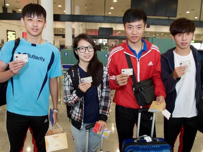 對在廈門生活的一些台灣人而言,台灣籍與大陸籍界線已經不明顯(新華社)