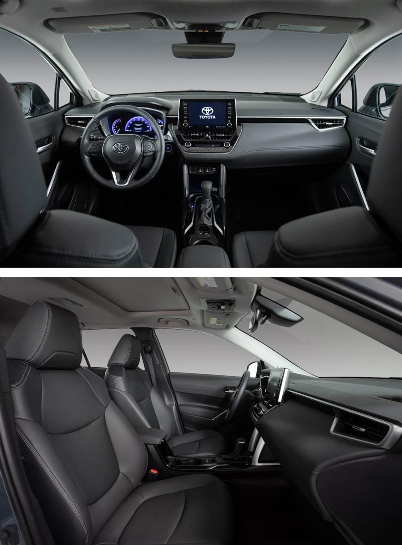 主力 2.0 Dynamic Force 引擎、AWD 配置與 EBD 電子手煞,Toyota Corolla Cross 美規版本亮相
