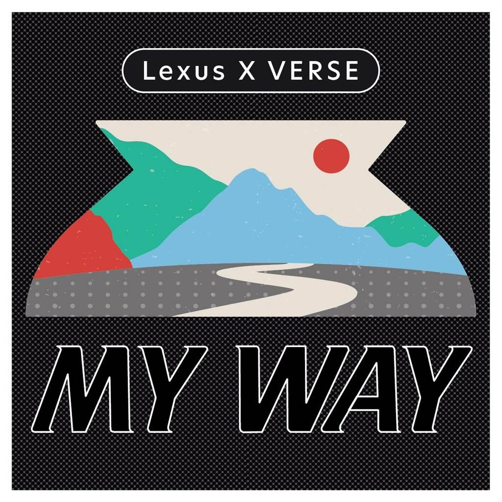 Lexus聯名文化媒體VERSE Podcast節目《MY WAY》,首月一舉攻佔Apple Podcast總排行第6名、社會與文化類第1名。