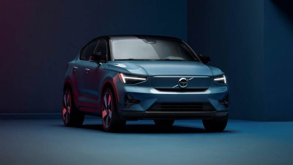 Volvo C40 Recharge 電動轎跑在歐洲上市:僅接受網路訂購,海外售價 185 萬元起