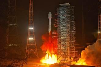 大陸風雲四號B星發射進入軌道