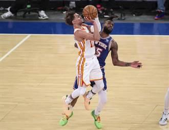 NBA》老鷹淘汰尼克 與七六人爭奪東區決賽門票