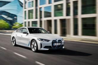 BMW i4正式亮相 & M Power首度推出電動車款-動力底盤篇