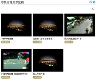 台北市5處市場即時影像上線 鼓勵市民出門採買避人潮