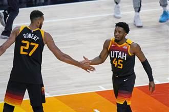 NBA》單節47分 爵士輕鬆獵殺灰熊晉級