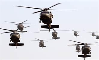 美軍直升機發動機故障 迫降沖繩離島未傳傷亡