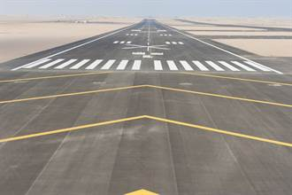 日本海自教練機降落擦撞跑道 德島機場暫關閉