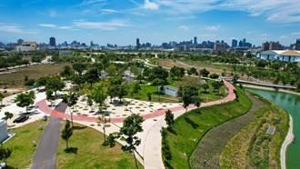 台中中央公園獲獎無數再加一 勇奪2021全球卓越建設銀獎殊榮