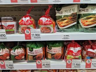 產品成分將kimchi標註為泡菜 韓便利商店下架