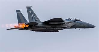 美用F-15EX迎接下一場戰爭 只會成為陸昂貴標靶