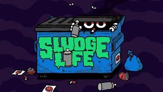 塗鴉、探索與宅在家放肆 《淤泥餘生 SLUDGE LIFE》登上 Switch Steam 與 Epic Game 同步開放下載